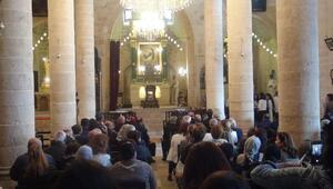 Mardinde bir kilise daha ibadete açıldı