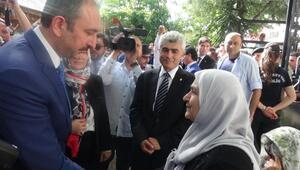 Adalet Bakanı Gül, şehit Başsavcının ölüm yıldönümü için Sökede