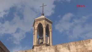 Mardinde Süryani Katolik Meryem Ana Kilisesi ibadete açıldı