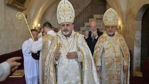 Mardin'de bir kilise daha ibadete açıldı