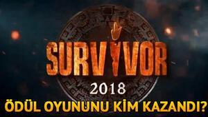 Survivorda ödül oyununu hangi takım kazandı Ödül oyununun galibi kim oldu