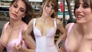 Serenay Sarıkaya, Fransada Cannes kızı