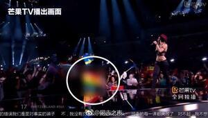 Eurovisionda LGBTİ bayrağını sansürleyen Çine yayın yasağı