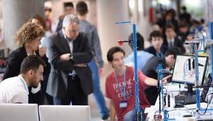 Genç yetenekler Dr. İbrahim Arıkan Araştırma Projeleri Yarışması'nda