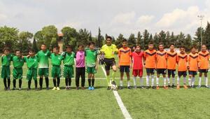 Futbol Yarı Finalleri Burdurda başladı