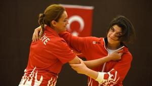 Görme engelli milli judocu Zeynepin hayali olimpiyat madalyası