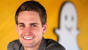 Snapchat CEOsu Elon Musktan daha çok kazanıyor