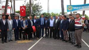 Tarsus'ta En güzel buzağı yarışması ilgi gördü