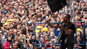 Haluk Levent, konser gelirini şehit madencilerin ailelerine bağışladı