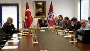 Trabzonspor'da Sportif AŞ. Genel Kurulu yapıldı