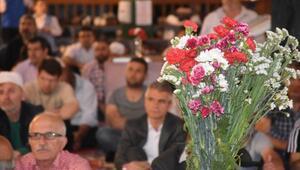 Evliya Çelebi yazdı, Eski Cami mevsim çiçekleriyle donatıldı