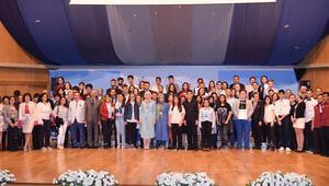 Liselilere 'araştırma projesi' ödülü... 15 ülkeden 90 proje yarıştı