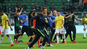 Fenerbahçe disipline sevk edildi