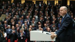 Cumhurbaşkanı Erdoğan: Bu seçimde, önceki 12 seçim ve halk oylamasında ne olduysa o olacak