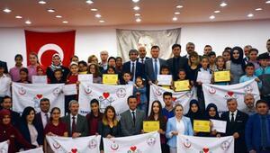 Kırıkkale'de 41 okula beyaz bayrak verildi