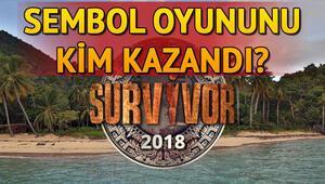 Survivor son bölümü sembol oyunu ile çalkalandı.. Yemek ödülünü kim kazandı