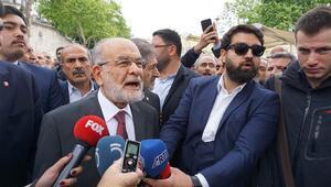 Temel Karamollaoğlundan Abdullah Gül açıklaması