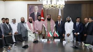 Kuveyt ile Vali Erin arasında Suriyeliler için protokol