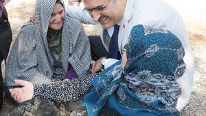 Konuk: En büyük dayanağımız, annelerimizin duaları
