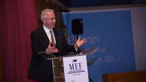 27. Dr. İbrahim Arıkan MEF Eğitim Kurumları Araştırma Projeleri Yarışması ödülleri sahiplerini buldu