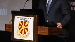 (yeniden) Makedonya Cumhurbaşkanı Ivanov: Güvenlik uğruna özgürlüğümüzü feda ediyoruz