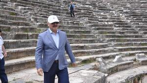 Aydın Valisi, 2018i Afrodisias Yılı ilan etti