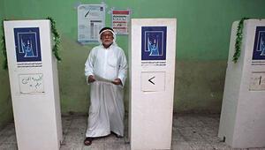 Son dakika: Irakta sandıklar kapandı oylar sayılıyor