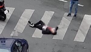 Son dakika: Fransa Pariste bıçaklı saldırı... Ölü ve yaralılar var