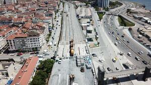 Banliyö hatlarının yapımında sona yaklaşılıyor;  yüzde 80i tamamlandı