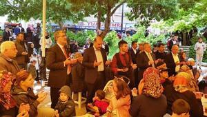 Konuk, Türk Dil Bayramını kutladı