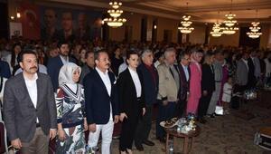 Başbakan Yıldırımdan, AK Partili kadınlara sürpriz