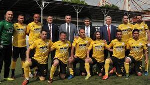 MST sponsorluğunda futbol turnuvası