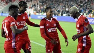 Demir Grup Sivasspor - Aytemiz Alanyaspor 2-2