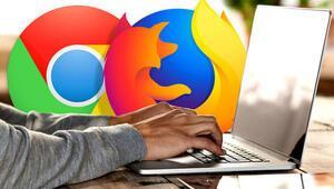 Chrome ve Firefox sekmelerini kaydetmenin yolu