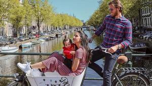 Hollanda'nın başkenti ve lalelerin doğa anası: Amsterdam