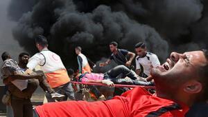 Son dakika İsrail askerleri ateş açtı... Ölü ve yaralılar var