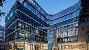 Siemensten çalışanlarına 400 milyon avroluk hisse