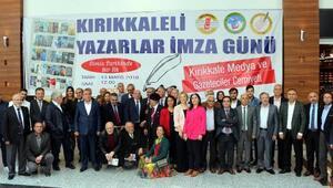 Kırıkkale'de 40 yazardan imza günü