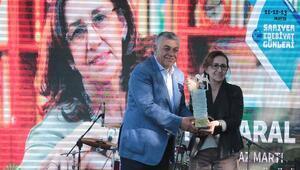 Beyaz Martı Edebiyat Onur Ödülü İnci Aralın