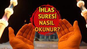 İhlas Suresi Oku - İhlas Suresi Anlamı, Tefsiri, Türkçe ve Arapça Okunuşu (Diyanet Meali)