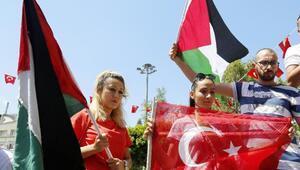 Ak Parti ve MHPden İsrail protestosu
