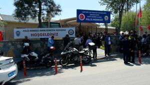 Sarıyerde  2 polis merkezi açıldı