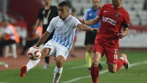 Kemerspor 2003 - Bayrampaşa: 1-1