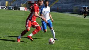 Ankara Demirspor - Anagold 24 Erzincanspor: 3-0