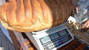 Bu ekmeğin tanesi 80 TL Görenleri şaşırtıyor