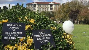 Boğaziçi Üniversitesi'ne YÖK'ten Engelsiz Üniversite Ödülü