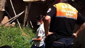 Çalda kaybolan yaşlı kadın için AFAD harekete geçti (2)