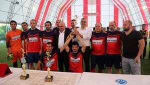 Afrin kahramanları futbol turnuvası