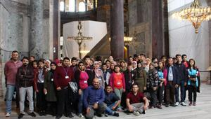 Özel öğrencilere özel gezi