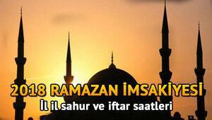 İstanbul, İzmir, Ankara ve tüm illerin sahur vakitleri... Sahura kaçta kalkılacak